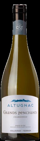 "IGP Pays d'Oc ""Les Grands Penchants"" - Chardonnay 2018 Antugnac"
