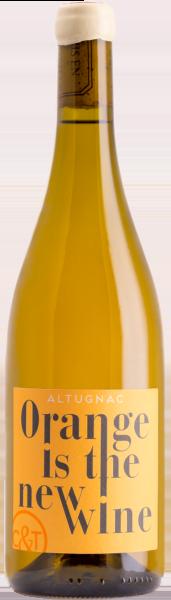 Orange is the new wine Antugnac